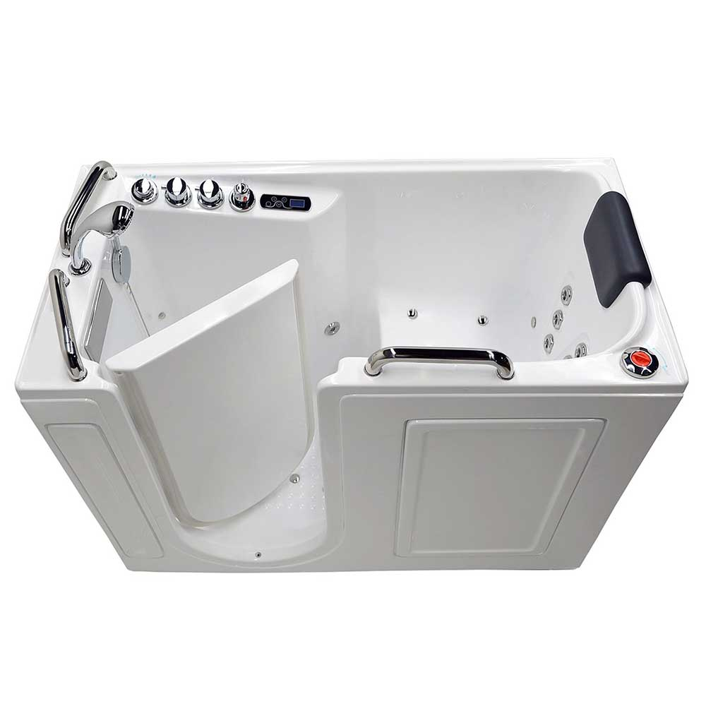 27″-x-53″-Left-Drain-Air-&-Whirlpool-Fully-Loaded