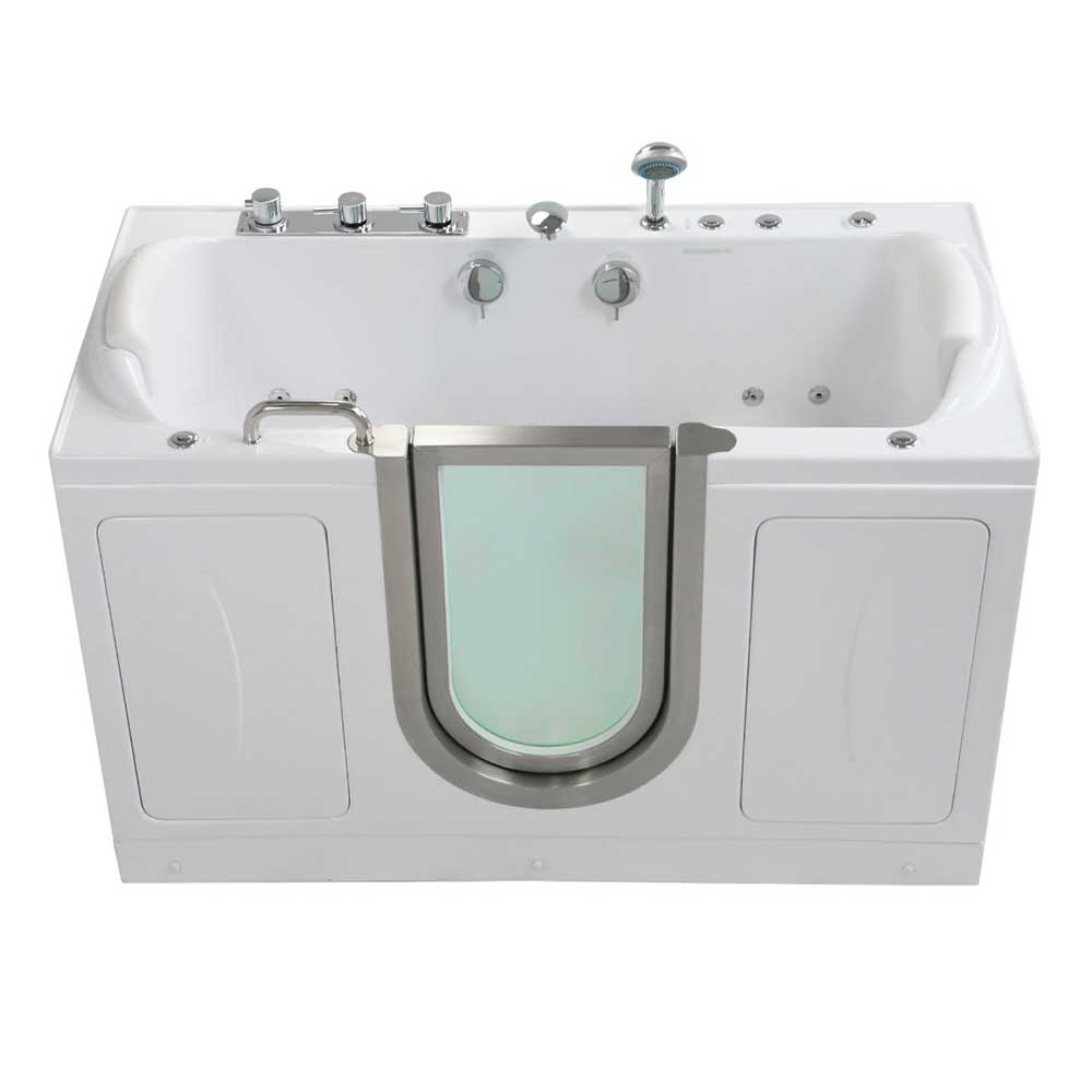 acrylic soaking tub 60 x 30. 60\u2033 x 30\u2033 companion massage walk in tub acrylic soaking 60 30