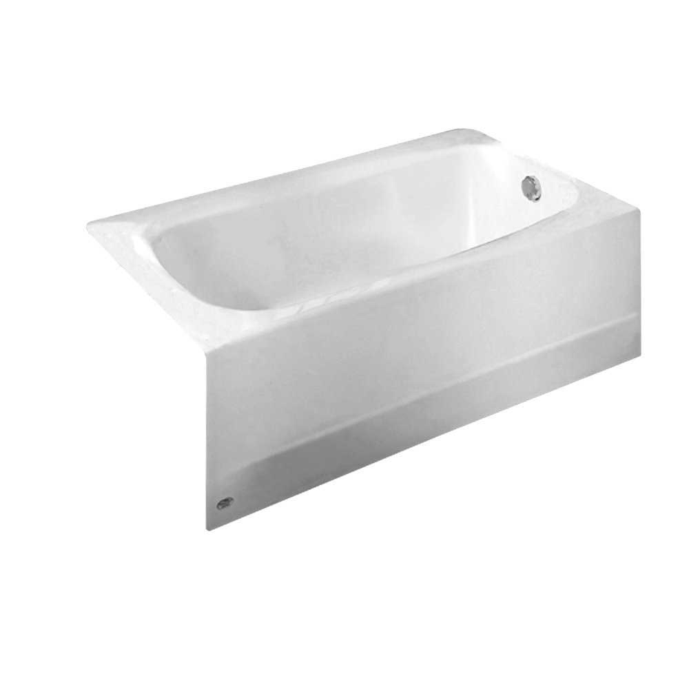 Best Bathtubs 2018 Freestanding Drop In Walk And Recessed Cast Iron Tubs 2519