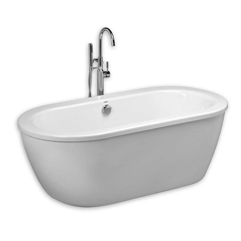 most comfortable freestanding tub. American Standard 2764014M202 011 Cadet Freestanding Tub Best Bathtubs 2017  Drop in Walk and Recessed