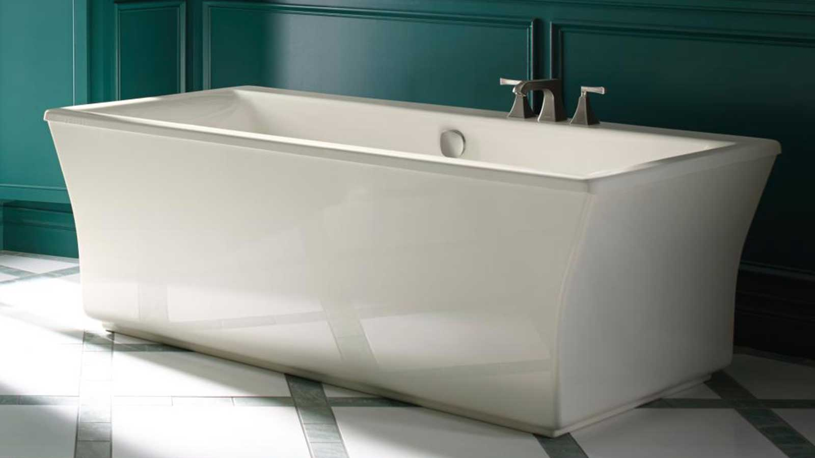 Bathtub Buying Guide - How To Choose A Bathtub