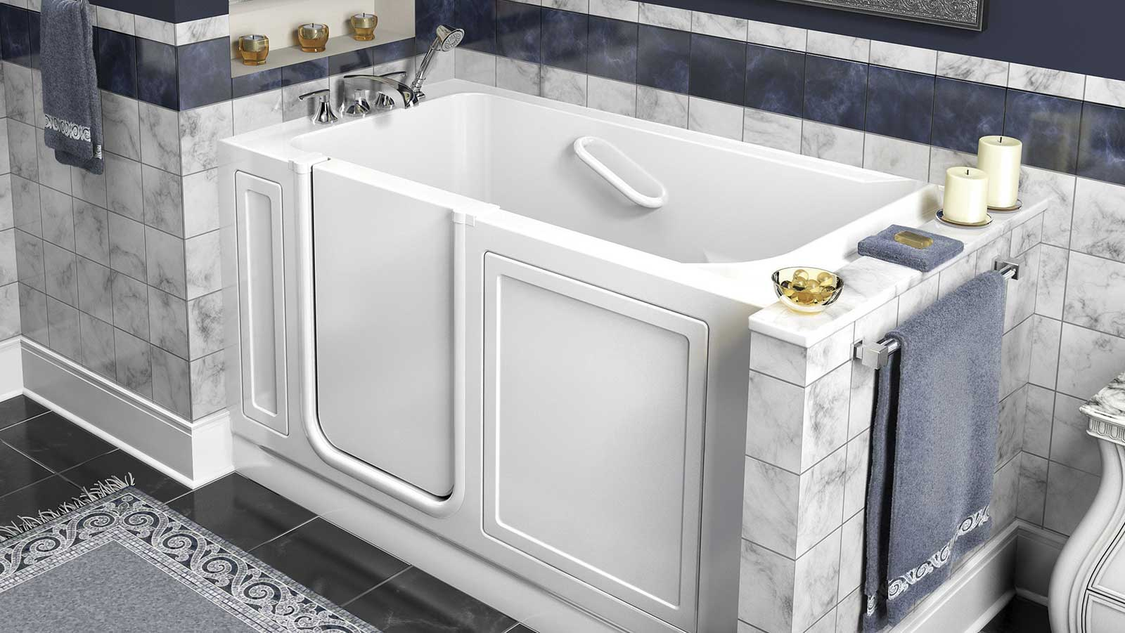 Types of Bathtubs - Which Bathtub Do You Need?